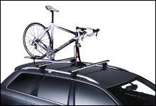 Nosiče bicyklov na strechu