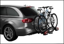 Nosiče bicyklov na ťažné zariadenie