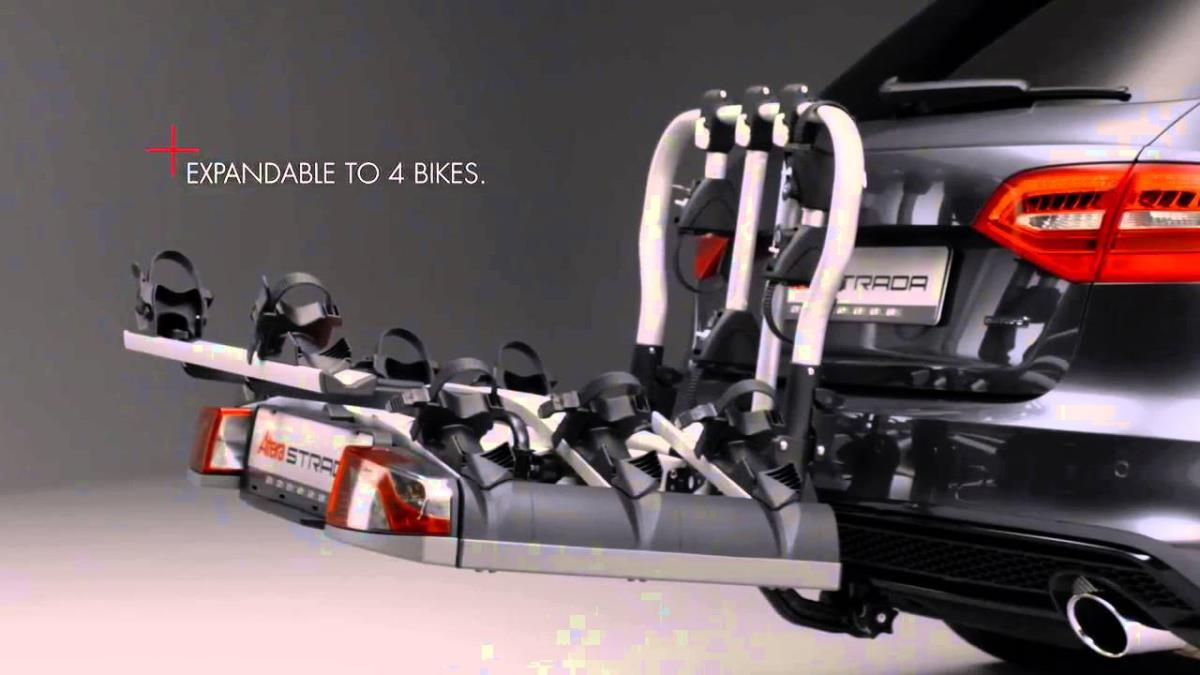 Nosič bicyklov Atera Strada Evo 3 + adapter 022 711 (3+1)
