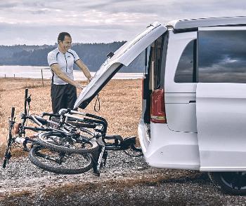 Nosič bicyklov Atera Genio Pro 2