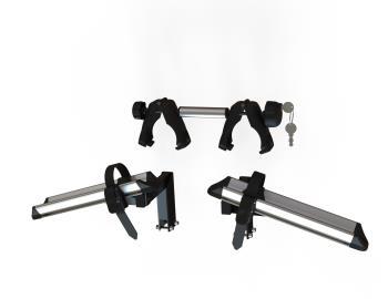 Hakr adapter pre 3/4 bicykel na nosič Hakr Trip TOP