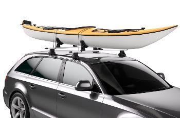 Nosič kajakov a surfov Thule DockGrip 895