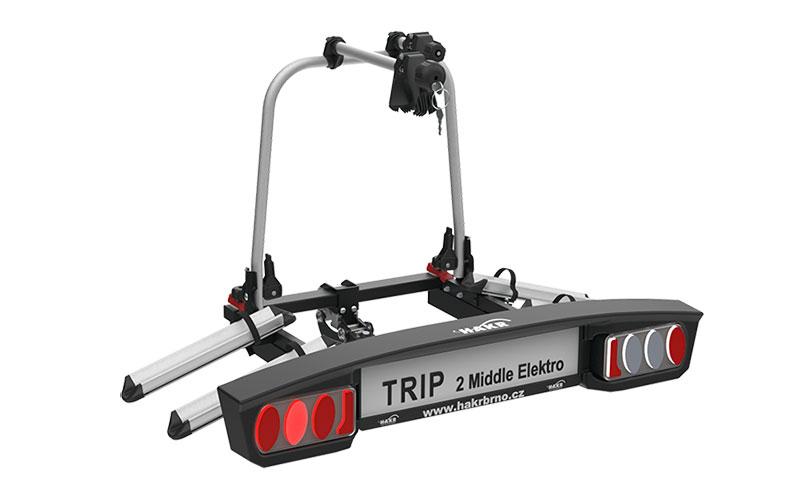 Nosič bicyklov Hakr Trip 2 Middle Elektro