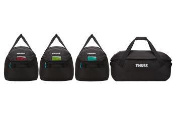 Thule Bag set (1x8001+3x8002) 8006 NEW model 2018