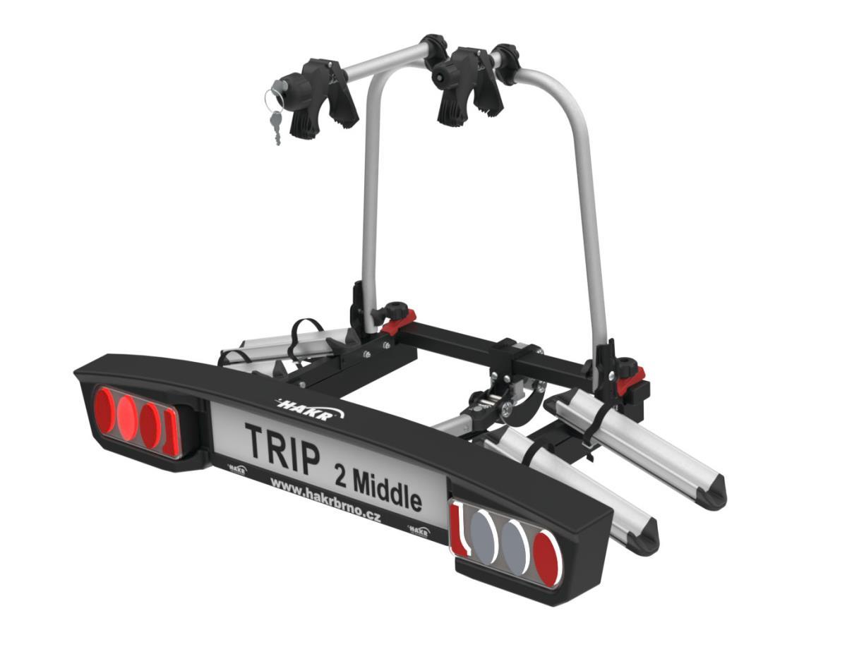 Nosič bicyklov Hakr Trip 2 Middle