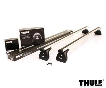 Strešný nosič THULE WingBar 751/960/3081 pre OPEL Corsa C Strešný nosič THULE WingB