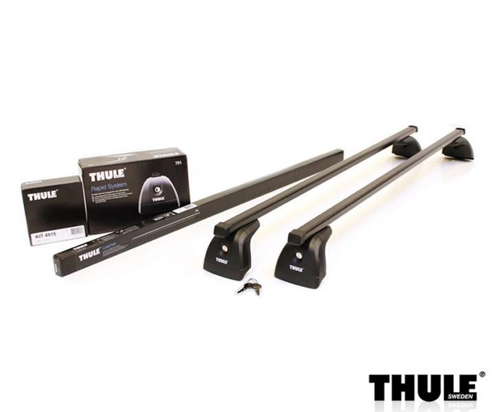 Strešný nosič THULE SquareBar 751/760/3081 pre OPEL Corsa B Strešný nosič THULE Squar