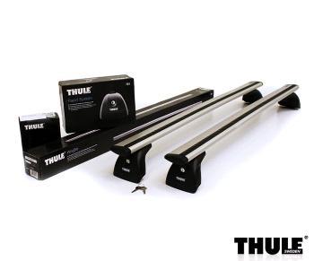 Strešný nosič THULE WingBar 751/969/3070 pre FIAT Qubo Strešný nosič THULE WingB