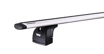 Strešný nosič THULE WingBar 753/969/4014 pre AUDI A3 Strešný nosič THULE WingB
