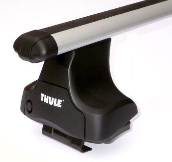 Strešný nosič THULE WingBar 754/962/1654 pre HYUNDAI Elantra Strešný nosič THULE AeroB