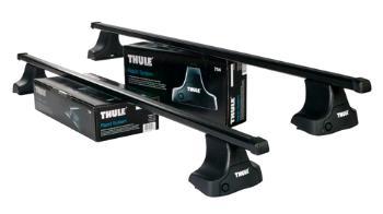 Strešný nosič THULE SquareBar 754/769/1634 pre FORD Focus (Mk III)
