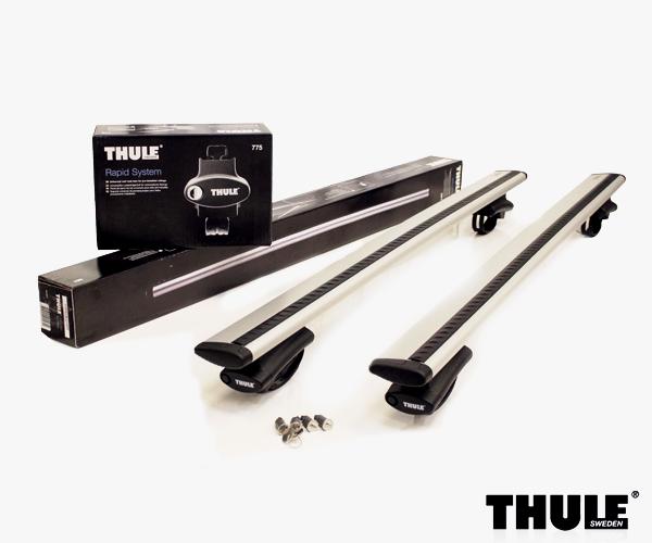 Strešný nosič THULE WingBar 775/969 pre KIA Soul