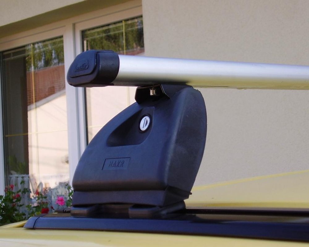 Strešný nosič HAKR KIT SYSTEM 0342/0014/0104 – ALU tyč pre OPEL Corsa D Strešný nosič HAKR KIT SY