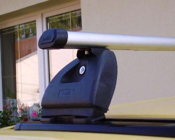 Strešný nosič HAKR KIT SYSTEM 0342/0014/0126 – ALU tyč pre VOLKSWAGEN Caddy (Mk II) Strešný nosič HAKR KIT SY