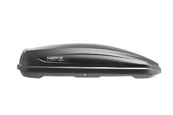 Strešný box Hapro Traxer 5.6 Antracit