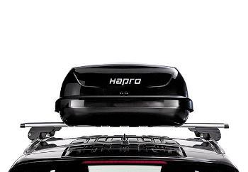 Strešný box Hapro Traxer 6.6 Brilliant Black