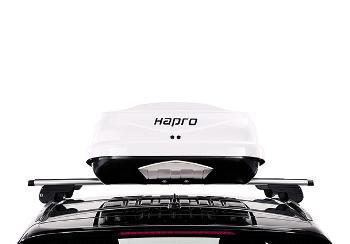 Strešný box Hapro Zenith 8.6 Pure White