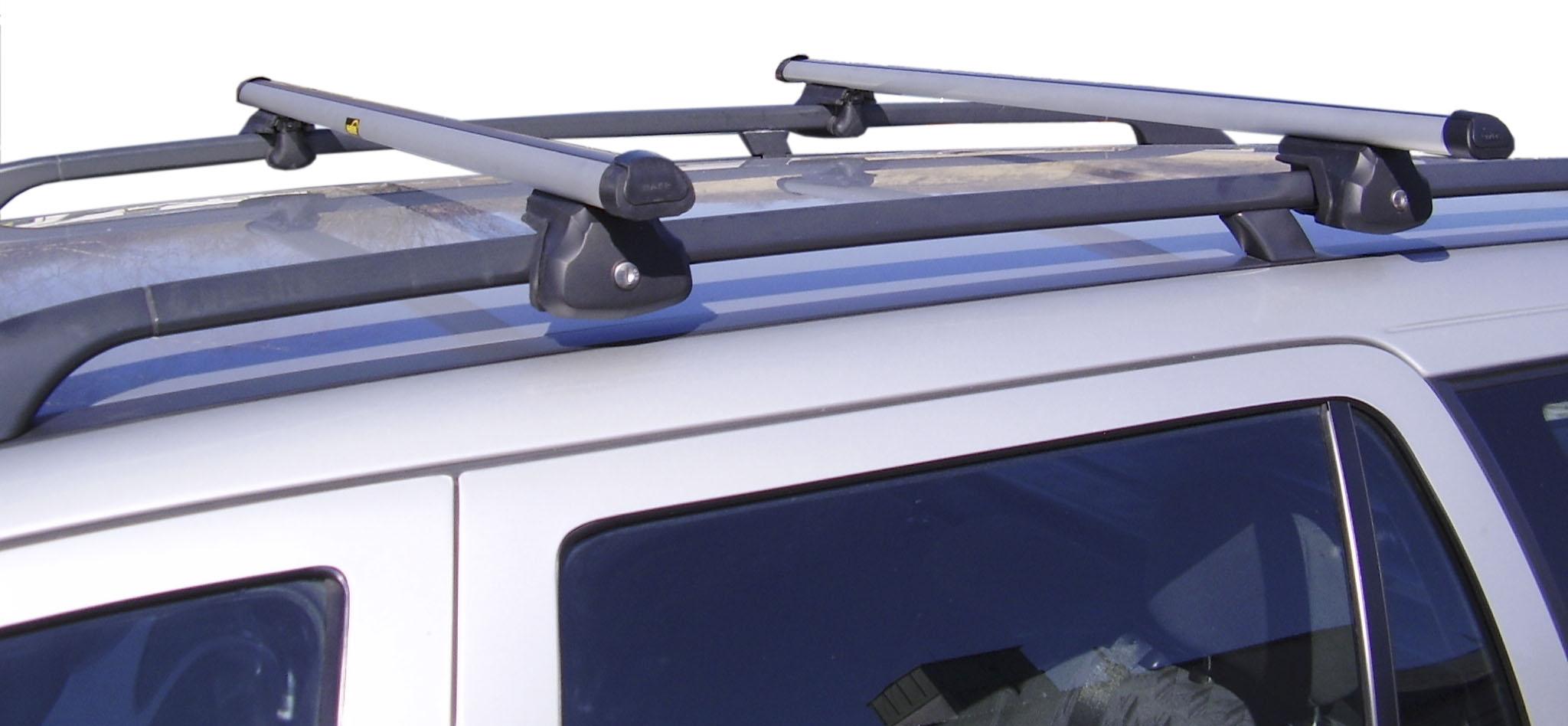 Strešný nosič HAKR 0013/0015 – ALU tyč pre CHEVROLET Captiva Strešný nosič HAKR HV0013
