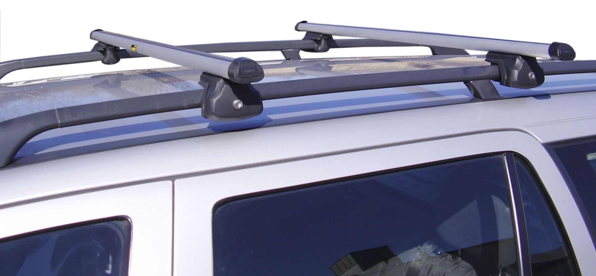 Strešný nosič HAKR 0013/0018 – ALU tyč pre SEAT Alhambra Strešný nosič HAKR HV0013