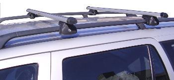 Strešný nosič HAKR 0013/0016 – ALU tyč pre CITROEN Nemo Strešný nosič HAKR HV0013
