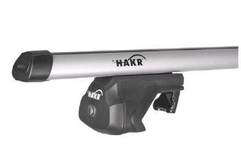 Strešný nosič HAKR 0174/0018 – ALU tyč pre SKODA Yeti Strešný nosič HAKR HV0174