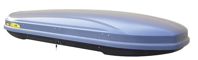 Strešný box Hakr Magic Line 450 šedý