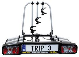 Nosič bicyklov Hakr Trip 3 Middle