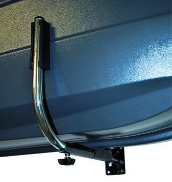Hakr Space Pro 1301 - Držiak autoboxu na stenu