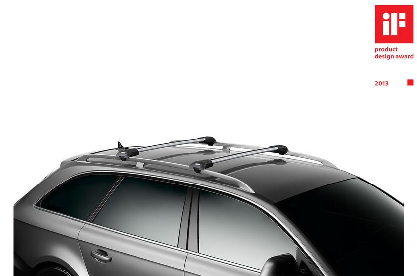 Strešný nosič THULE WingBar Edge 9585 pre MERCEDES BENZ E-klasse (W211)